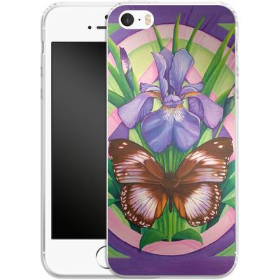 Apple iPhone SE Silikon Handyhuelle - Teri Rosario - Rebirth von TATE and CO