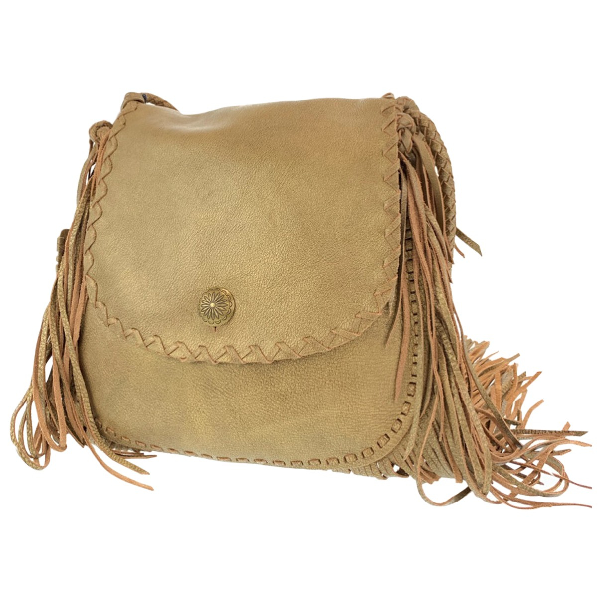 Ralph Lauren N Leather handbag for Women N