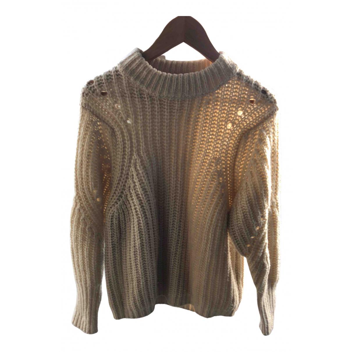 Selected \N Beige Knitwear for Women 34 FR