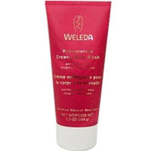 Creamy Body Wash Pomegranate 6.8 OZ by Weleda