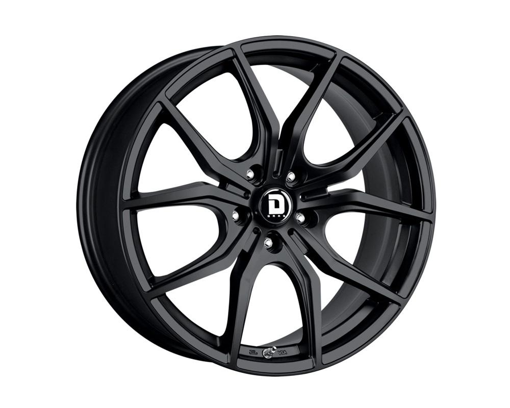 Drag DR-67 Flat Black Full Painted 20x8.5 5x115 20