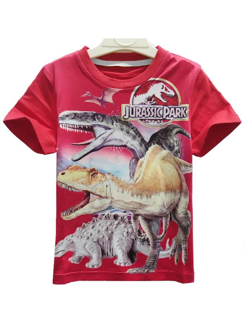 Ericdress Animal Printed Loose Boys T-Shirt