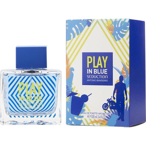 Play In Blue Seduction - Antonio Banderas Eau de Toilette Spray 100 ml