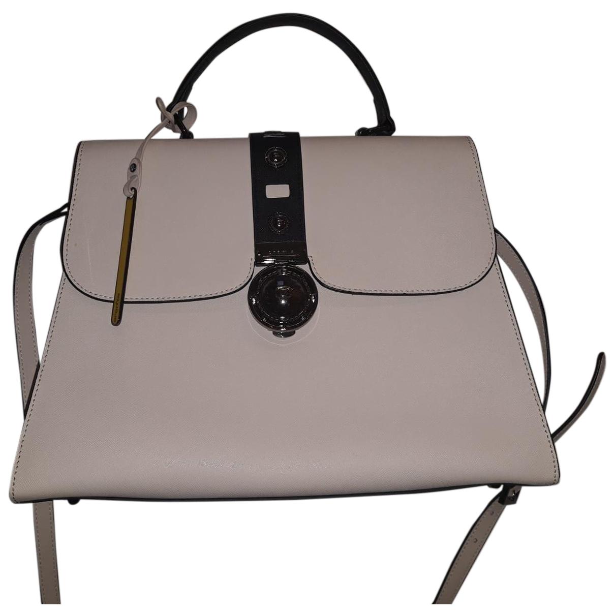 Cromia \N Handtasche in  Rosa Leder