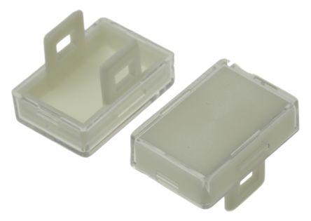 Saia-Burgess Rectangular white lens for 16mm switch (5)