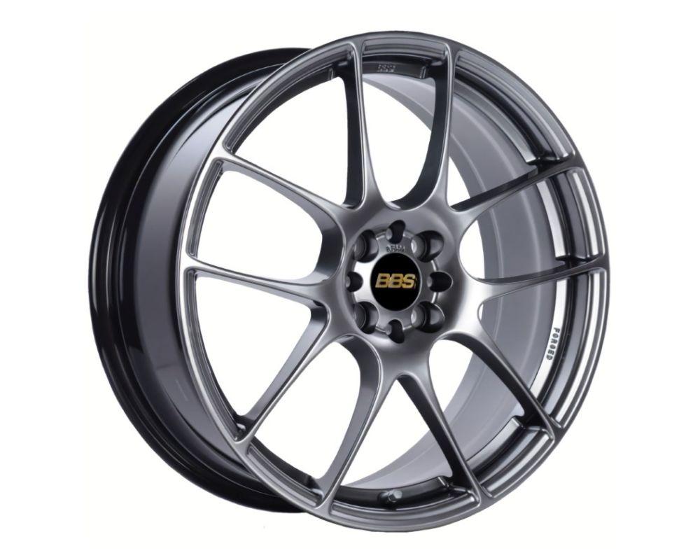 BBS RF Wheel 18x8 5x120 35mm Diamond Black