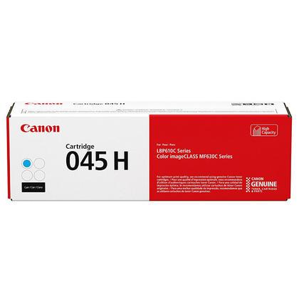 Canon 045H 1245C001 cartouche de toner originale cyan haute capacité