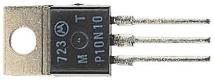 Vishay N-Channel MOSFET, 5.1 A, 650 V, 3-Pin TO-220FP  IRFIB5N65APBF
