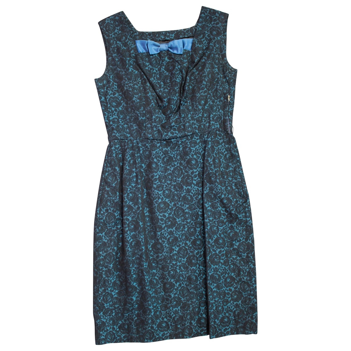 Non Signé / Unsigned \N Blue dress for Women XS International