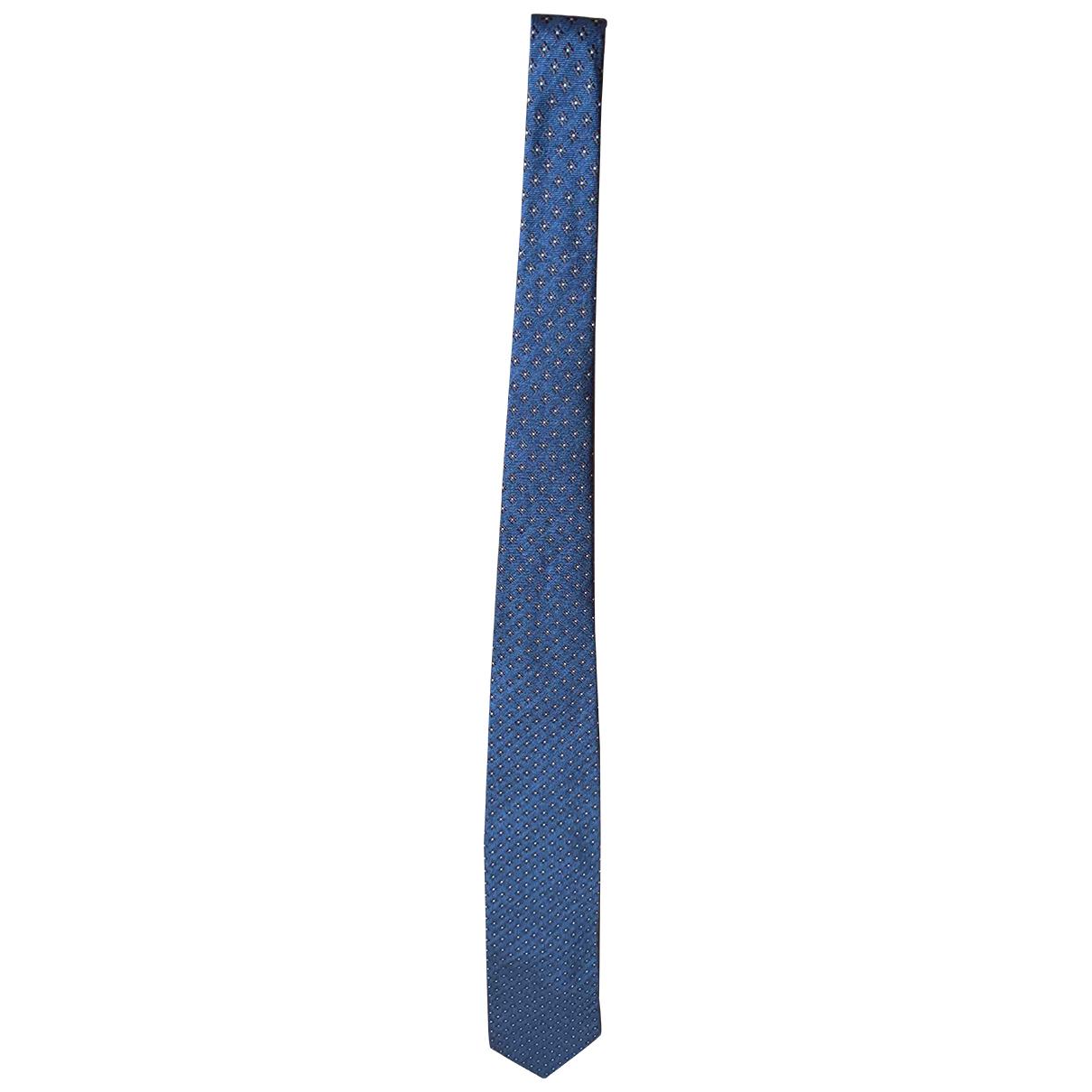 Dsquared2 N Grey Silk Ties for Men N