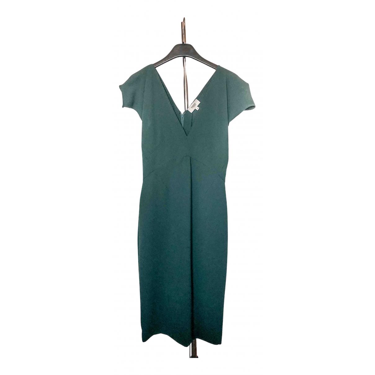 Hoss Intropia - Robe   pour femme - vert