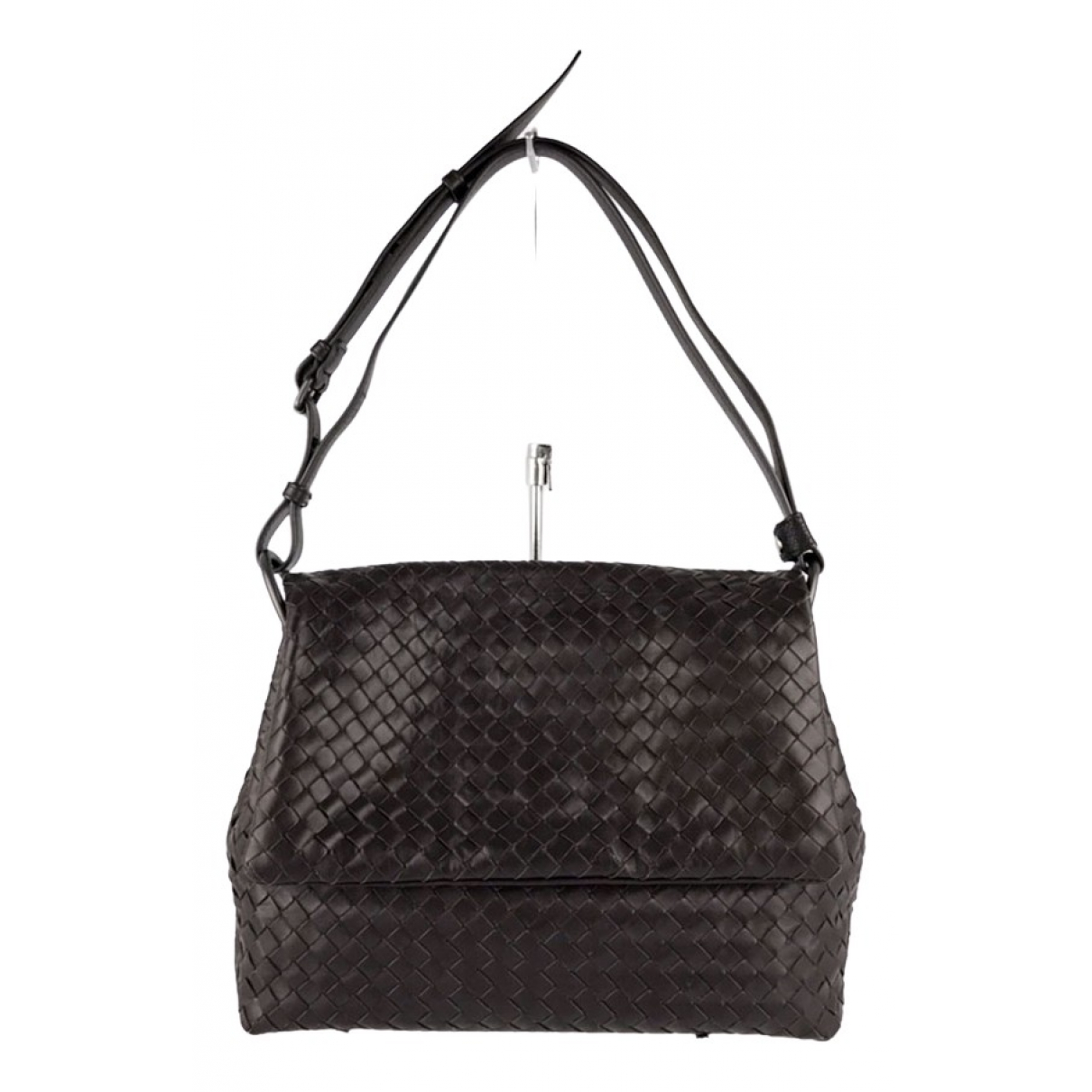 Bottega Veneta \N Brown Leather handbag for Women \N