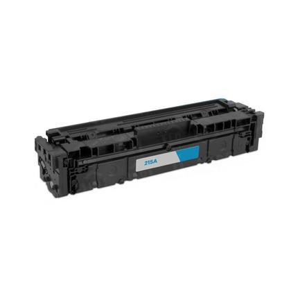 Compatible HP 215A W2311A cartouche de toner cyan - sans puce - Moustache®