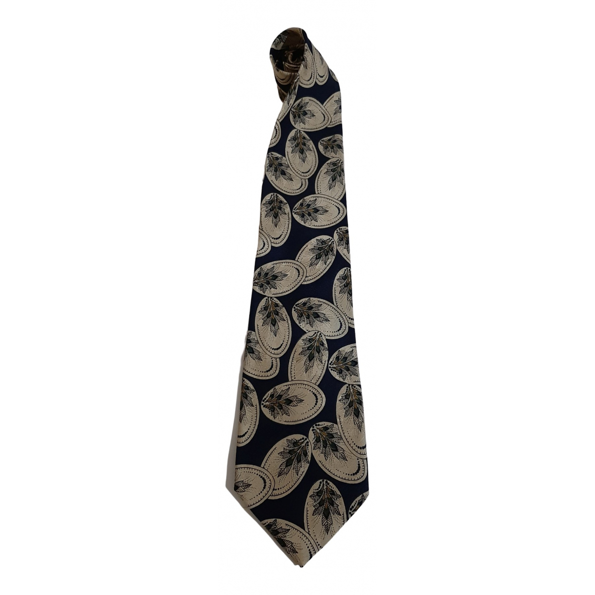 Byblos \N Multicolour Silk Ties for Men \N