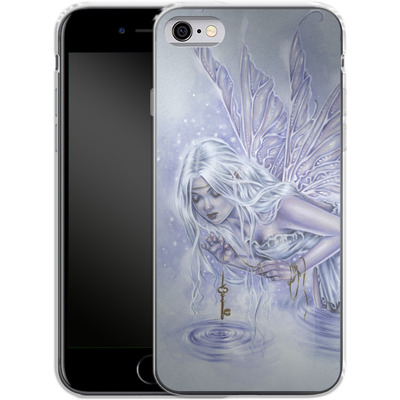 Apple iPhone 6s Silikon Handyhuelle - Fishing For Riddles von Selina Fenech