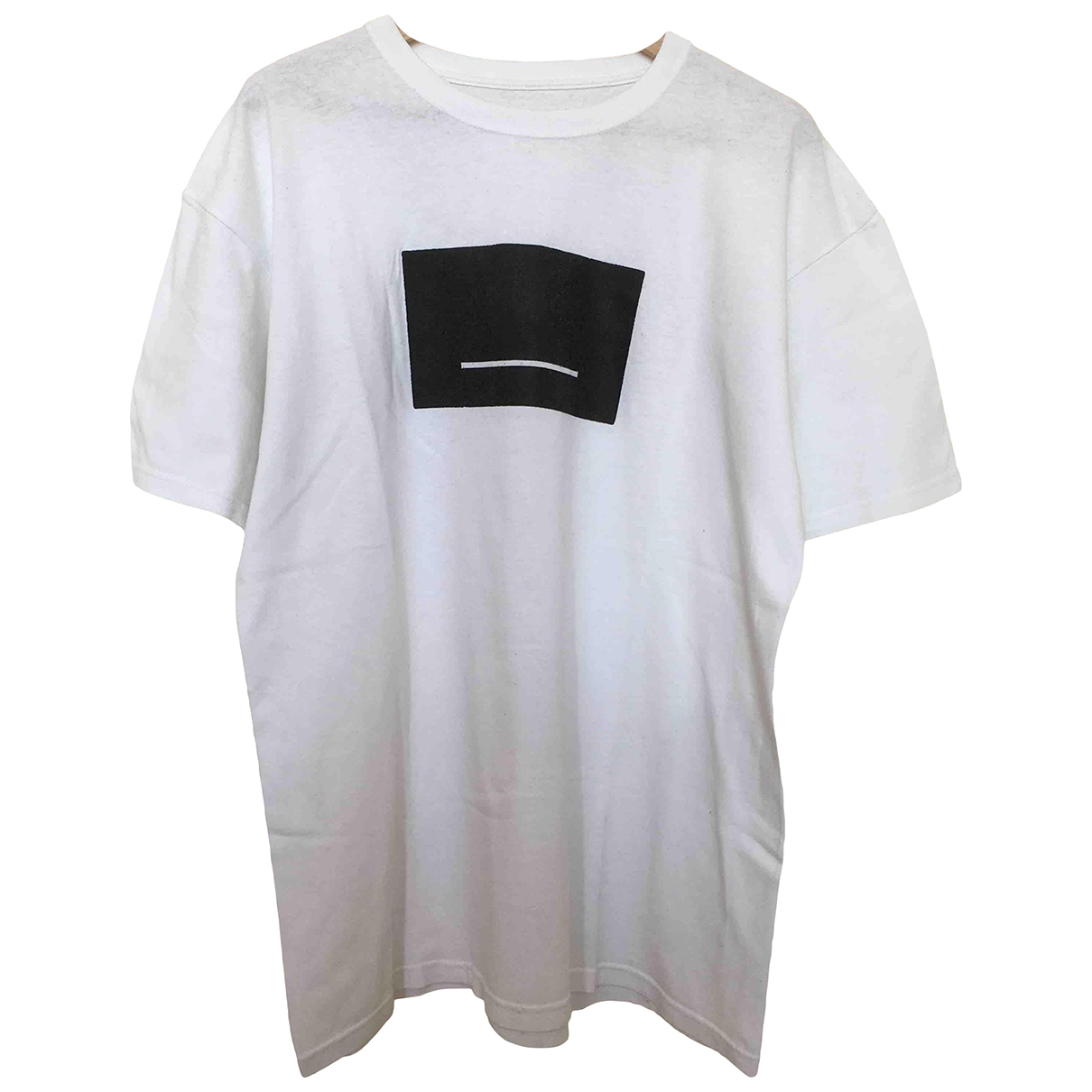 Pigalle \N White Cotton T-shirts for Men L International