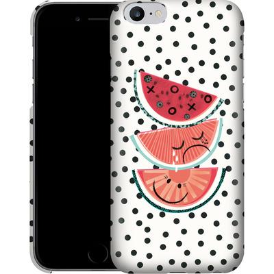 Apple iPhone 6s Plus Smartphone Huelle - Watermelon von Victoria Topping