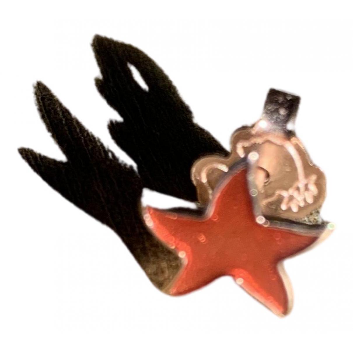 Dodo Pomellato - Boucles doreilles Etoile pour femme en or rose - orange
