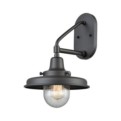 57152/1 Vinton Station 1 Outdoor Sconce Oil Rubbed