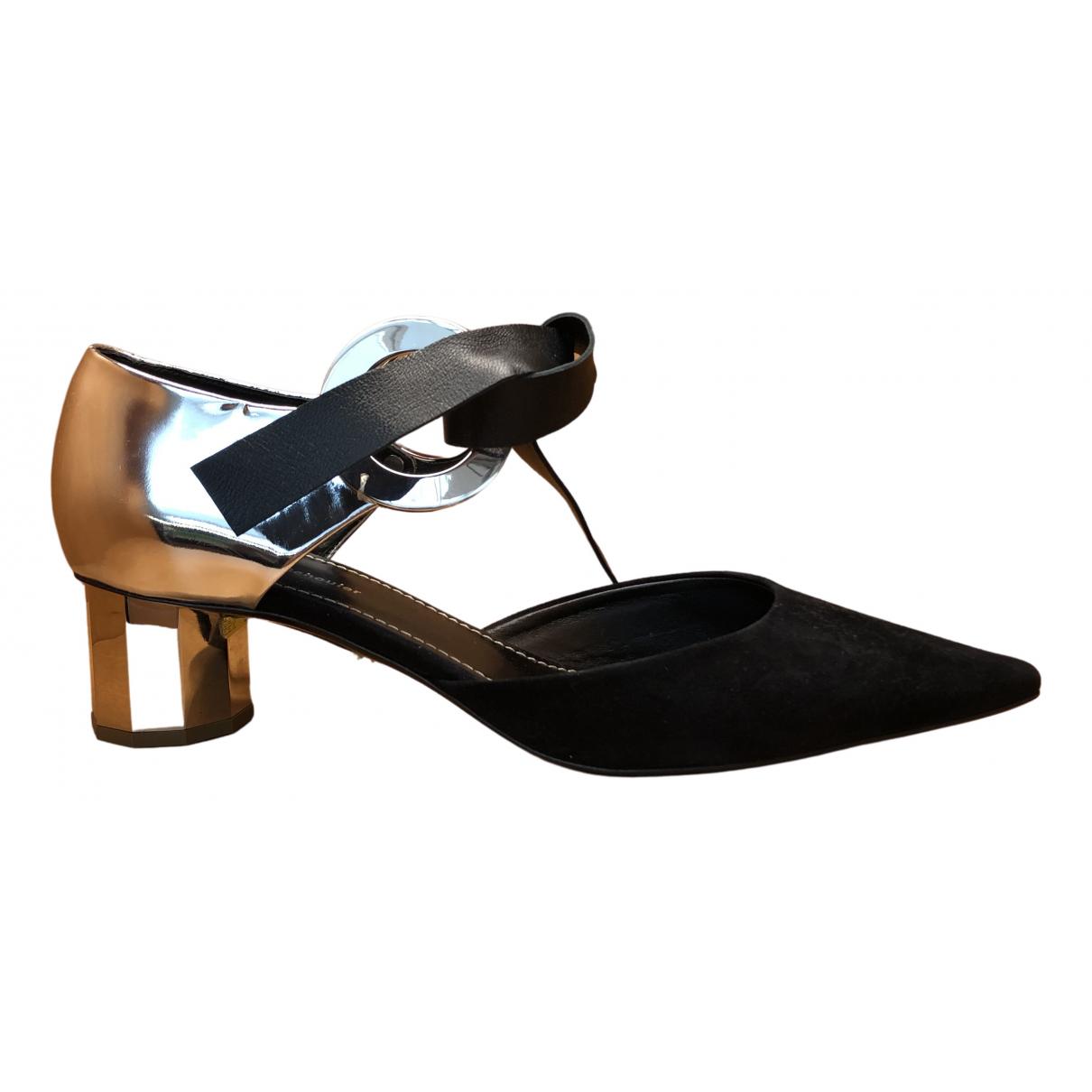 Sandalias romanas de Cuero Proenza Schouler