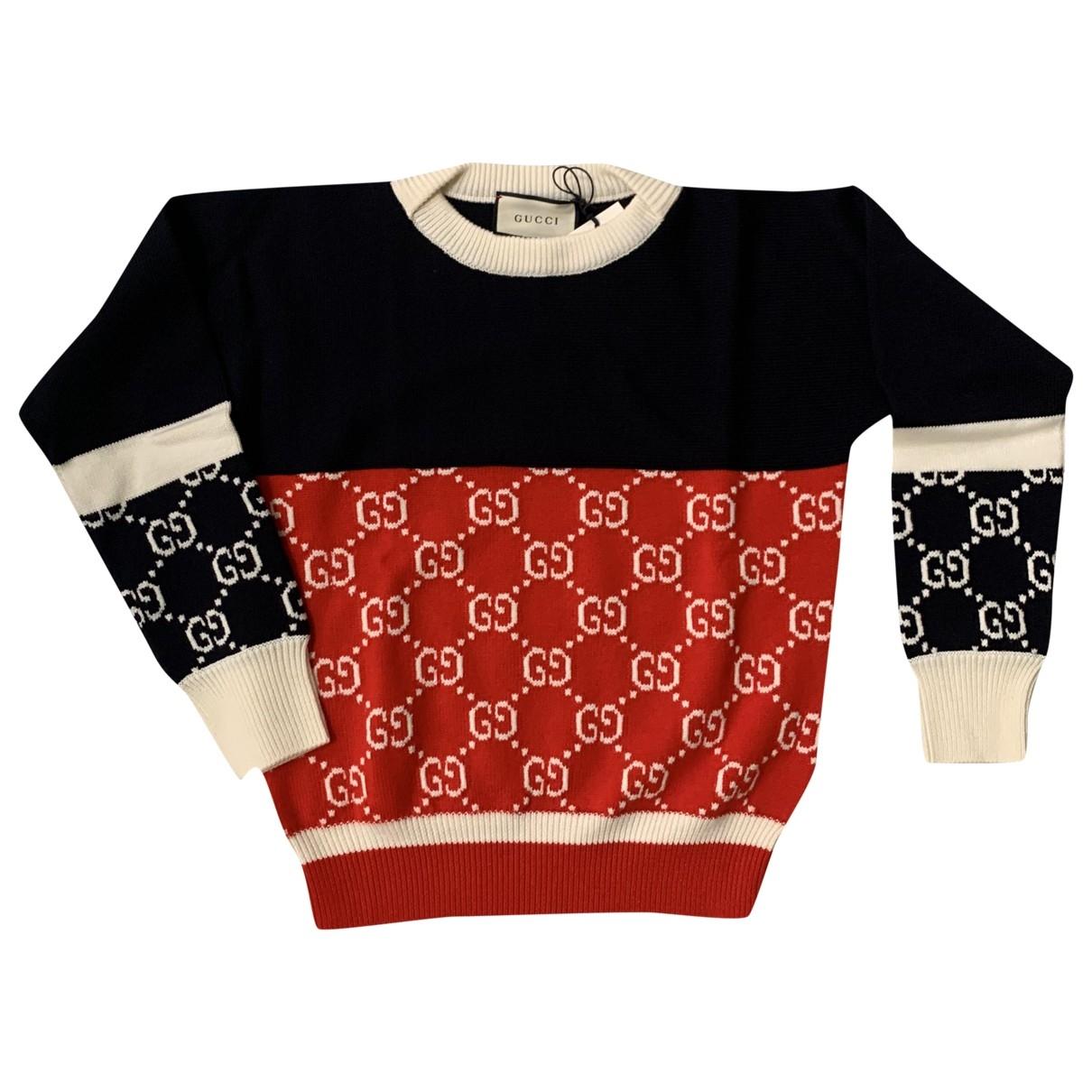 Gucci \N Multicolour Wool Knitwear for Women M International