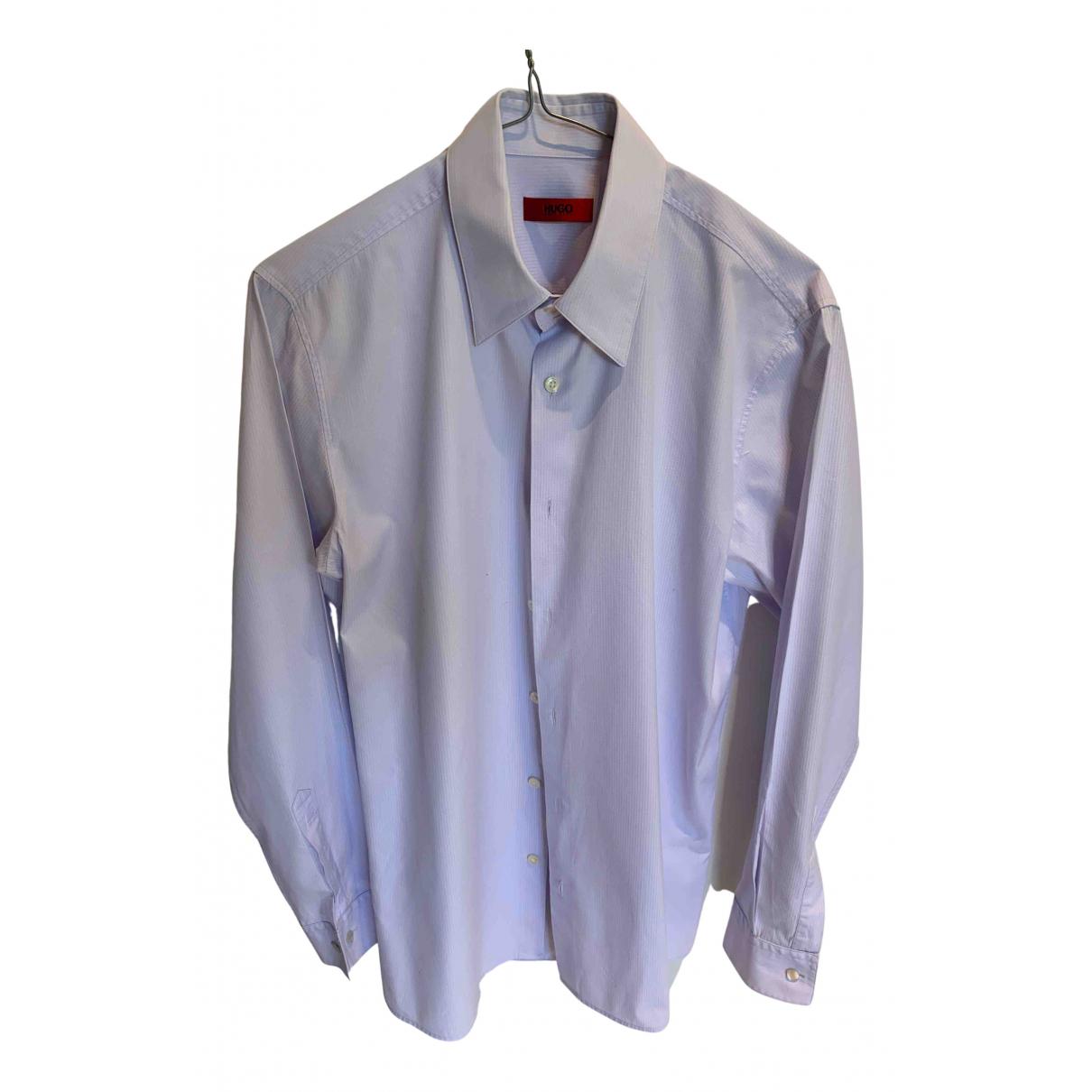 Hugo Boss - Chemises   pour homme en coton