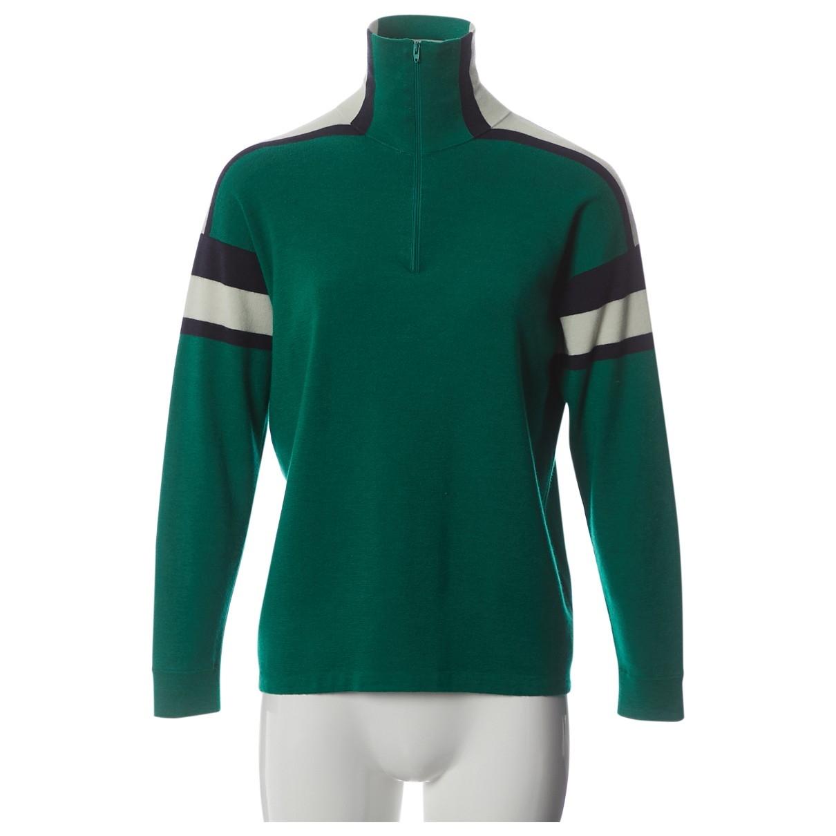 Gucci \N Green Wool Knitwear for Women M International