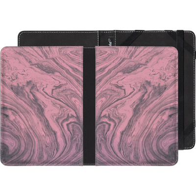 Amazon Kindle Paperwhite eBook Reader Huelle - Pink Marble von Emanuela Carratoni