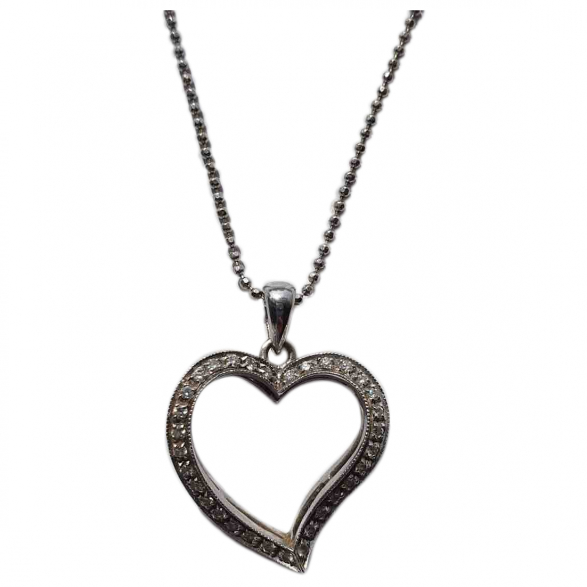 Salvini \N Silver White gold necklace for Women \N