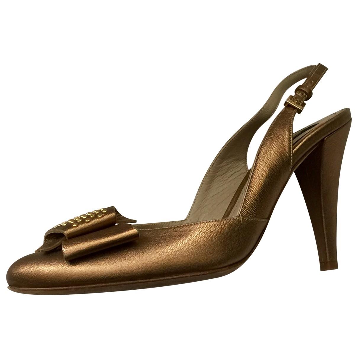 Sandalias de Cuero Etro