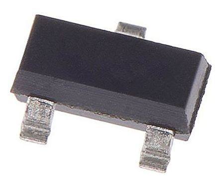 ON Semiconductor 2SK3557-6-TB-E N-Channel JFET, 15 V, Idss 10 → 20mA, 3-Pin CP (25)