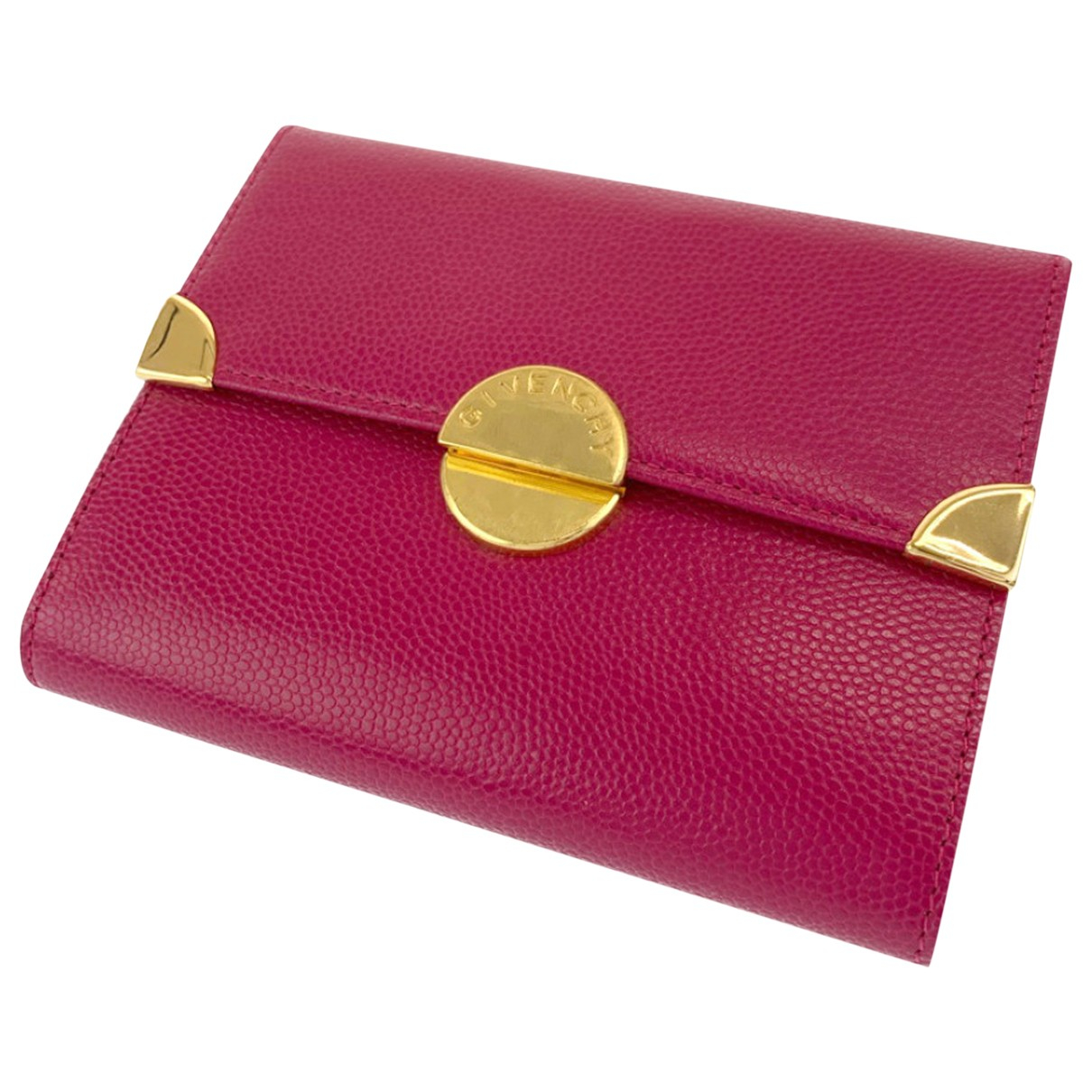 Givenchy N Leather wallet for Women N
