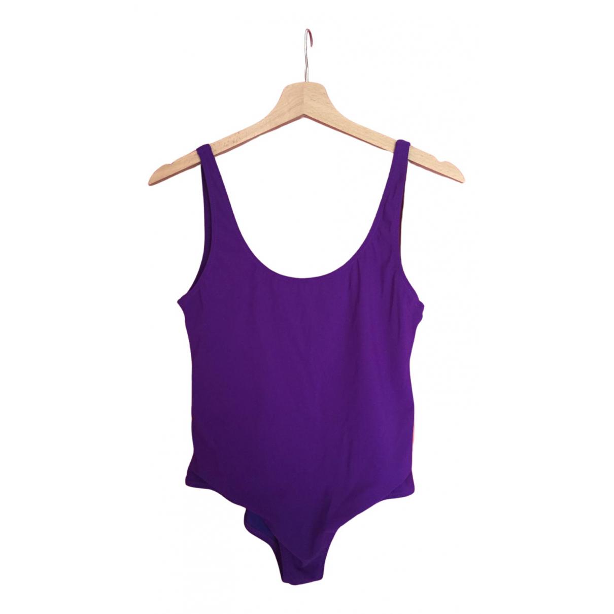 Lido - Bain   pour femme en lycra - violet
