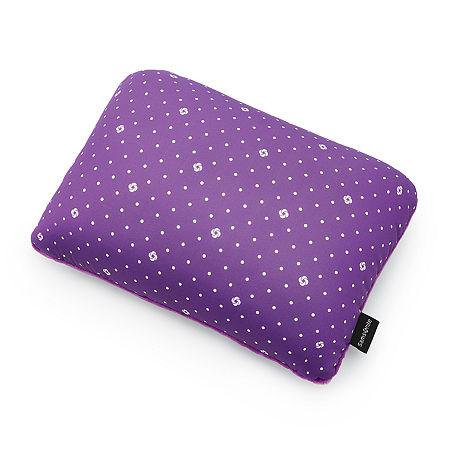 Samsonite Magic Travel Pillow, One Size , Purple