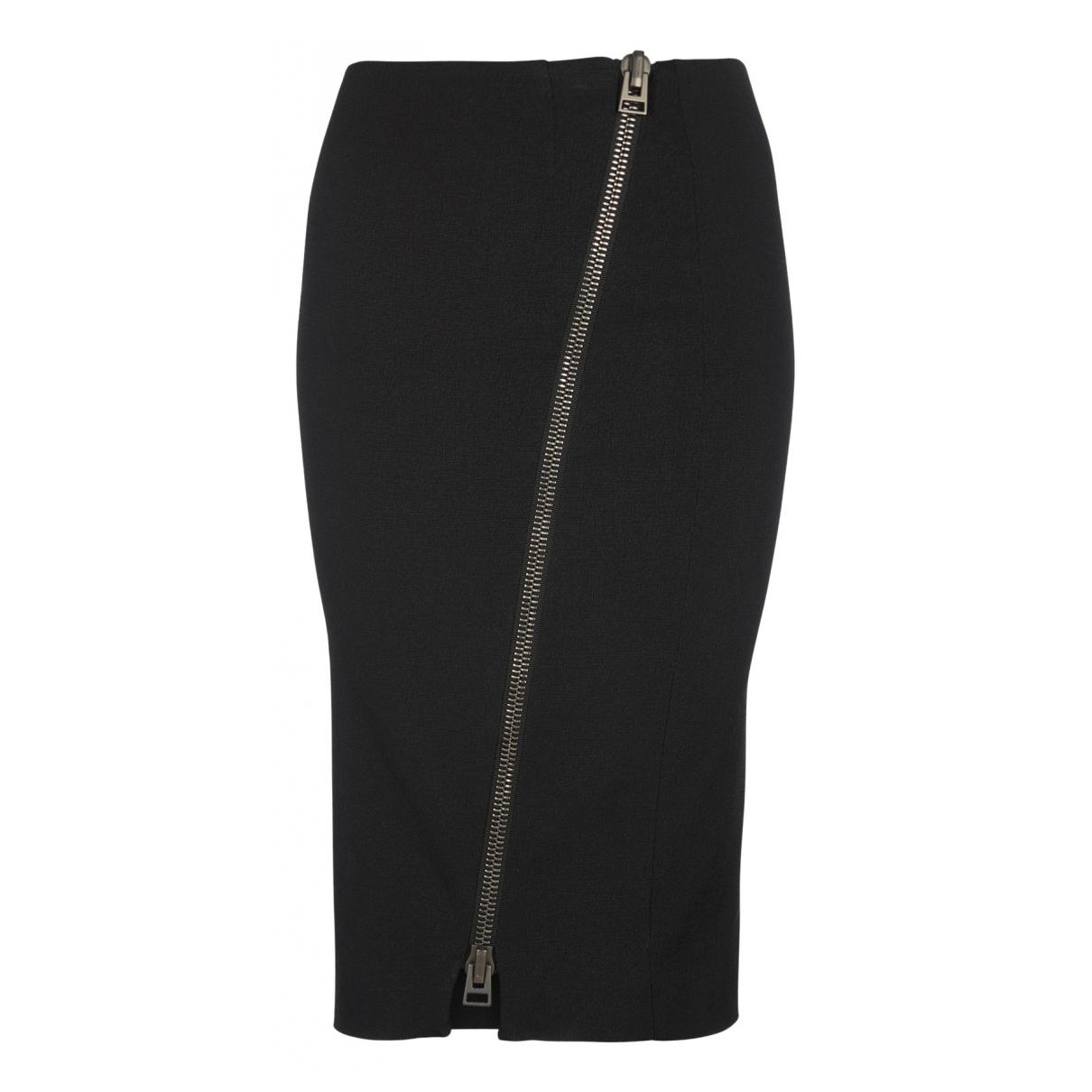 Tom Ford - Jupe   pour femme en coton - noir