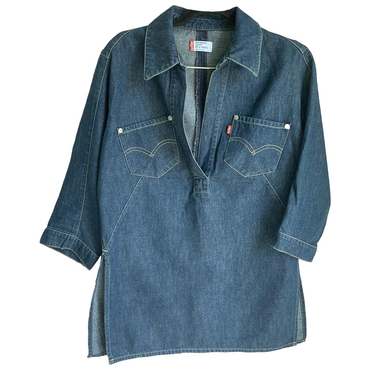 Levi's \N Blue Denim - Jeans  top for Women S International