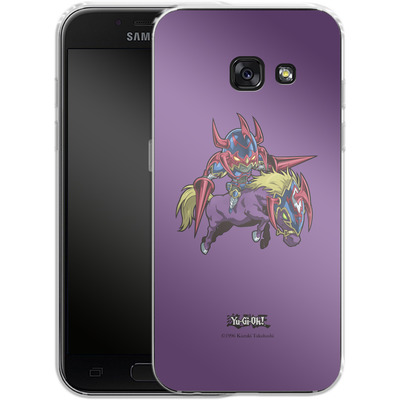 Samsung Galaxy A3 (2017) Silikon Handyhuelle - Gaia The Fierce Knight SD von Yu-Gi-Oh!