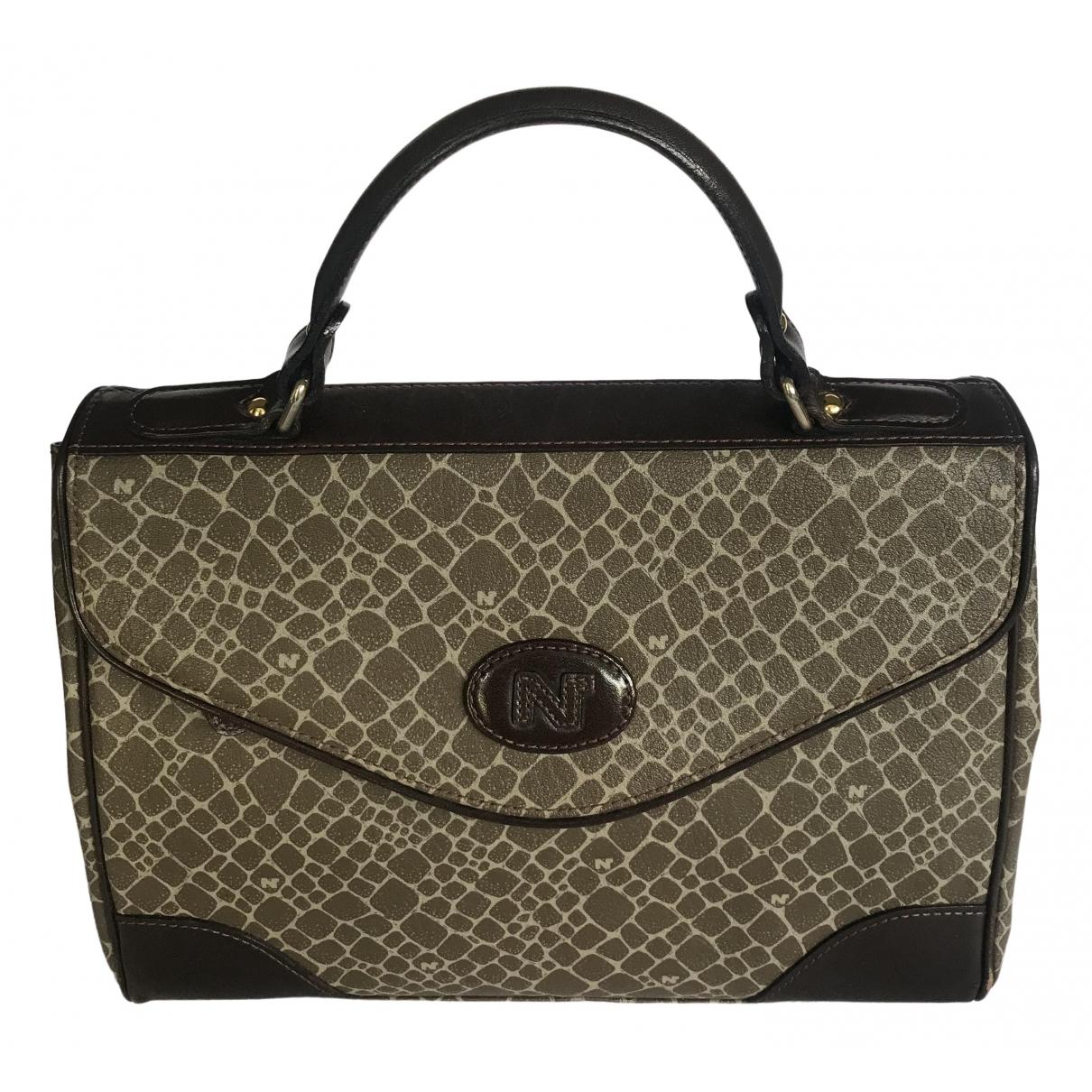 Nina Ricci \N Brown handbag for Women \N