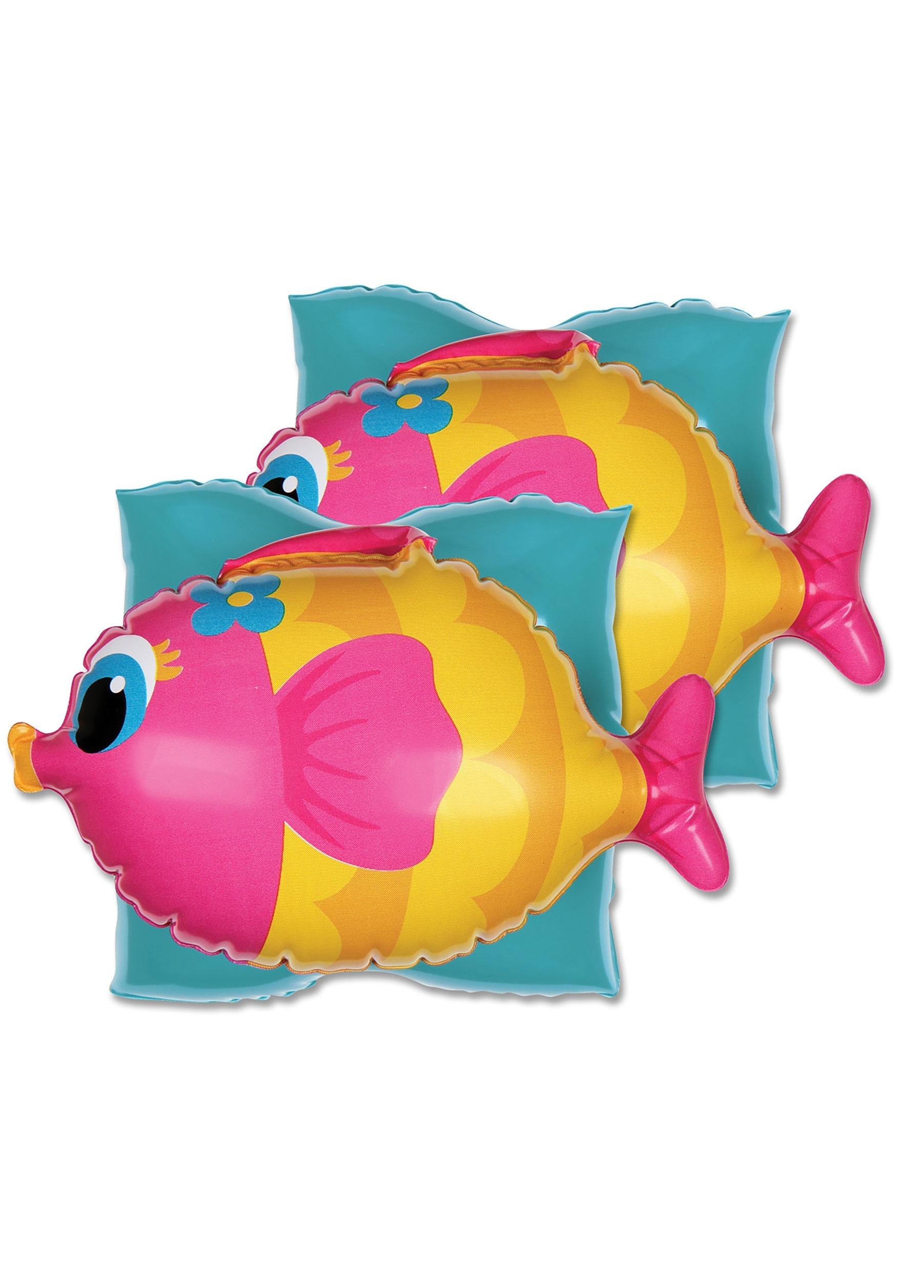 Fish Water Wing Floaties