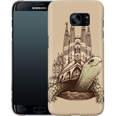 Samsung Galaxy S7 Edge Smartphone Huelle - Slow Architecture von Enkel Dika