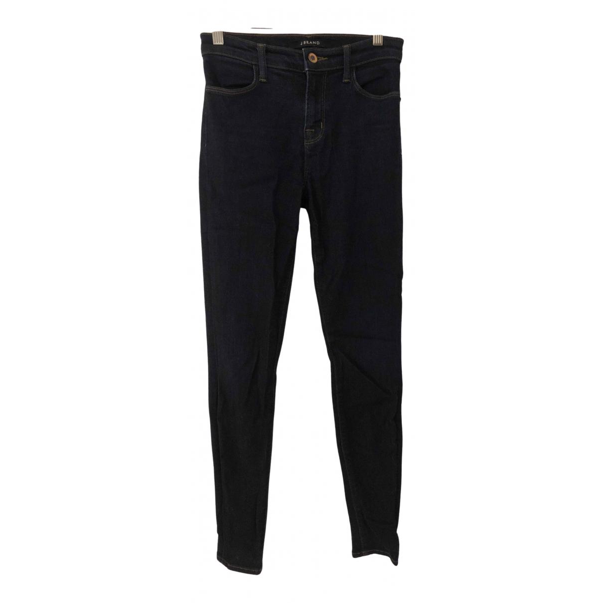 J Brand \N Navy Denim - Jeans Jeans for Women 25 US