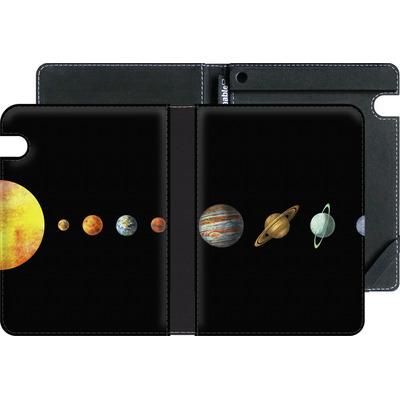 Amazon Kindle Voyage eBook Reader Huelle - Solar System von Terry Fan