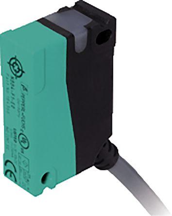 Pepperl + Fuchs PNP Inductive Sensor 12mm Length, 10 → 30 V dc supply voltage , IP67 Rating
