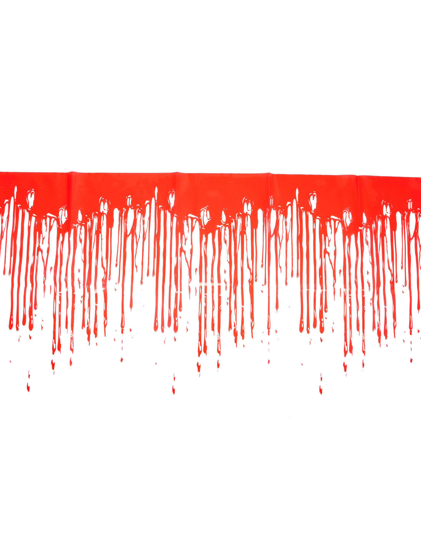 Borduere Blutstropfen Farbe: rot