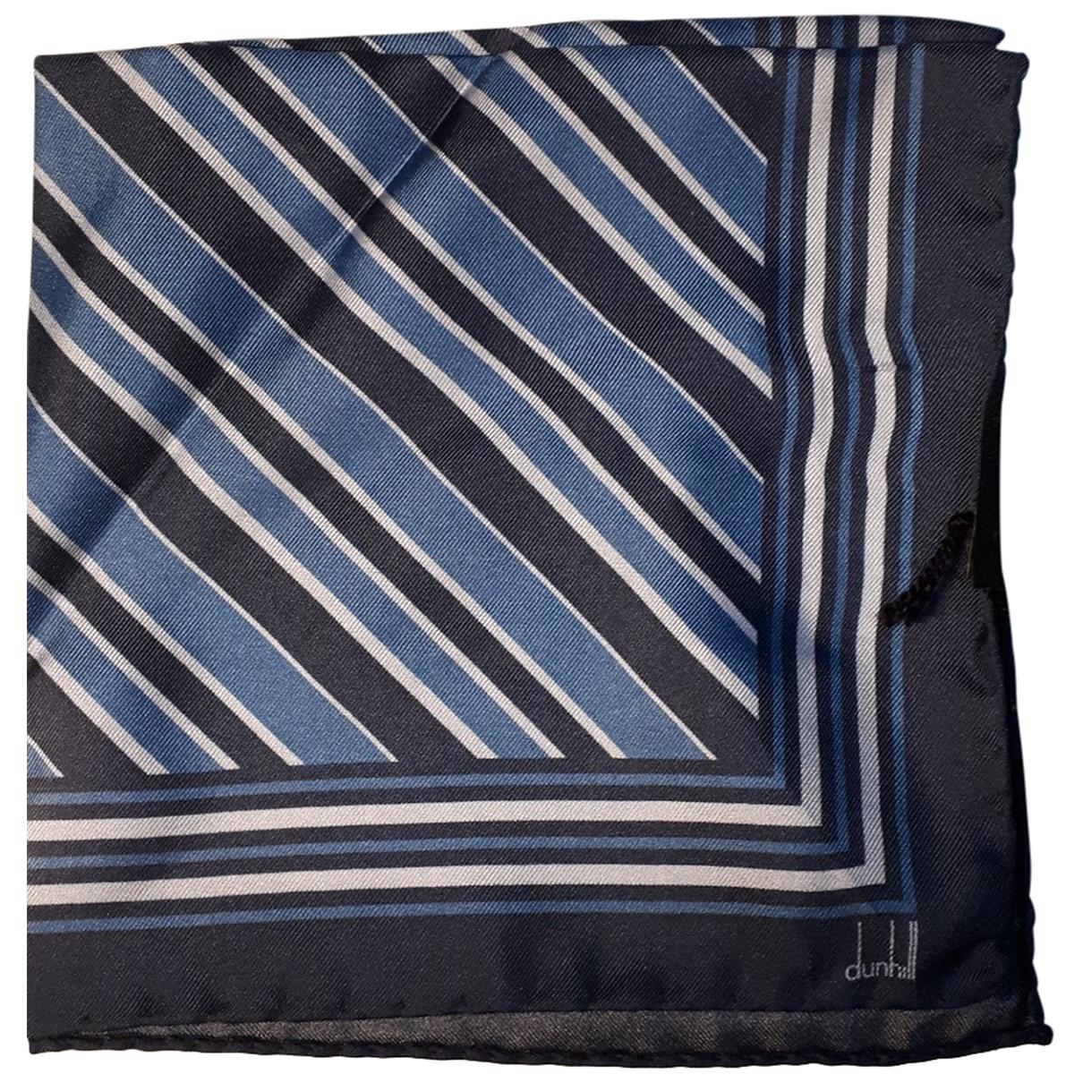 Pañuelo / bufanda de Seda Alfred Dunhill