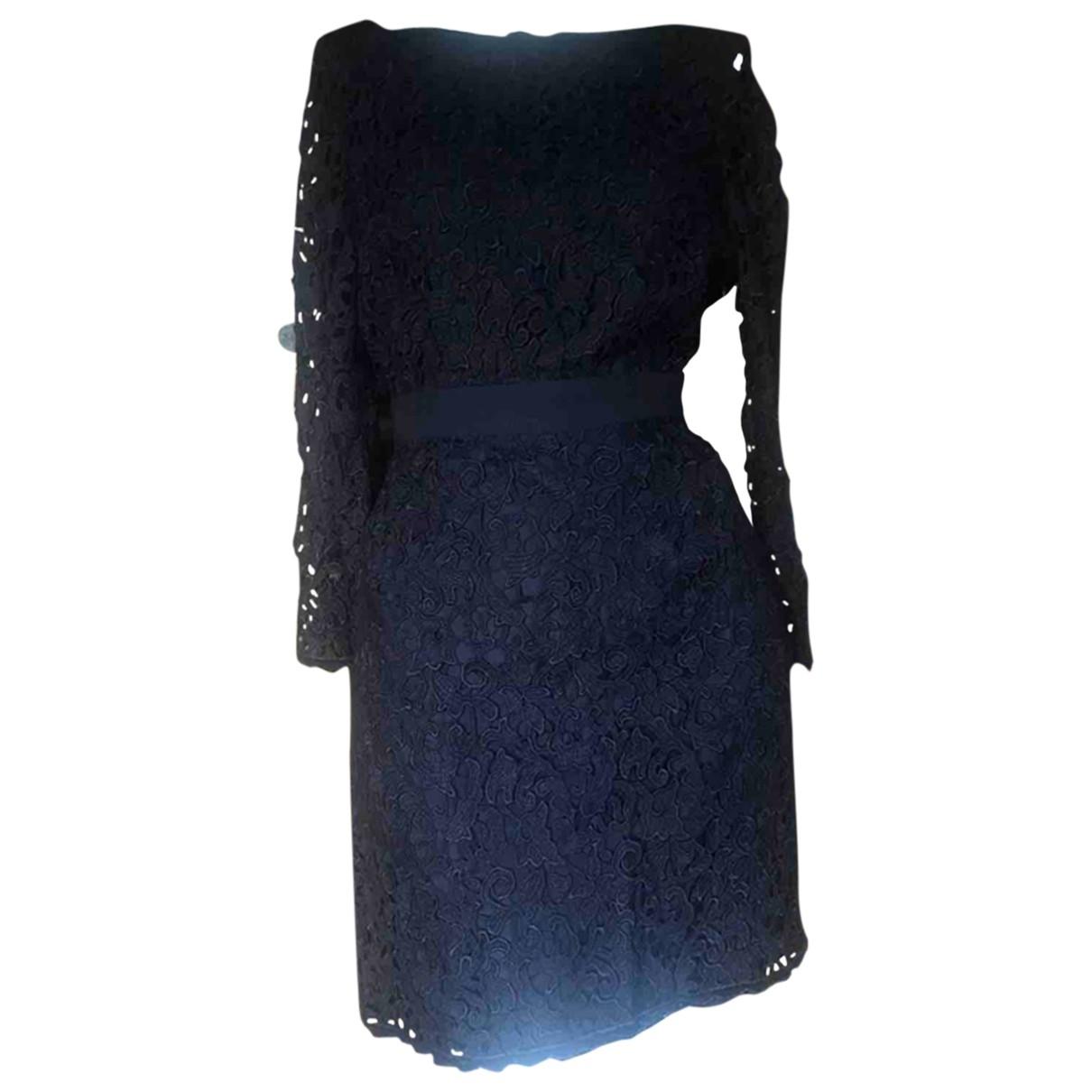Mini vestido de Encaje Tory Burch
