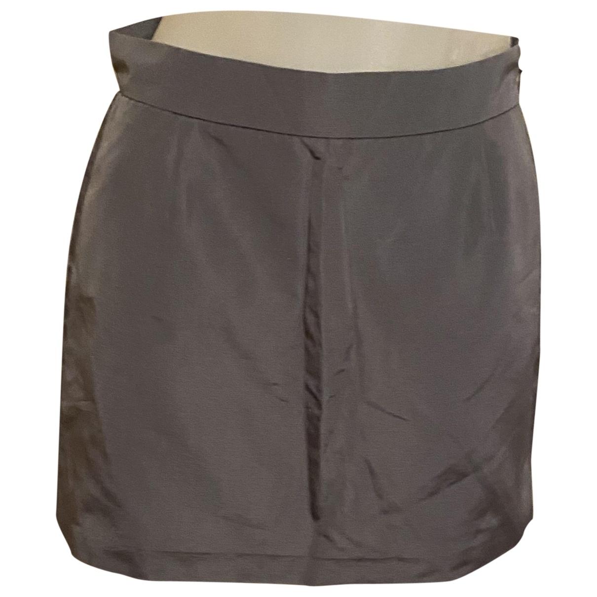 Mini falda de Seda Missoni