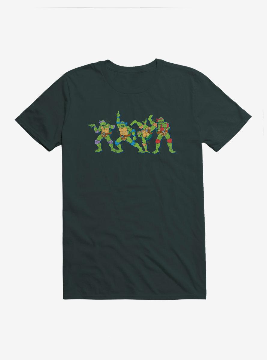 Teenage Mutant Ninja Turtles Joking Around T-Shirt