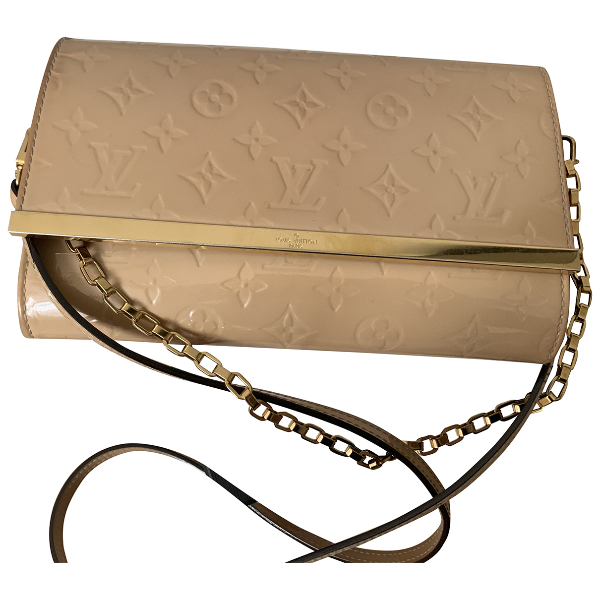 Pochette Ana de Charol Louis Vuitton