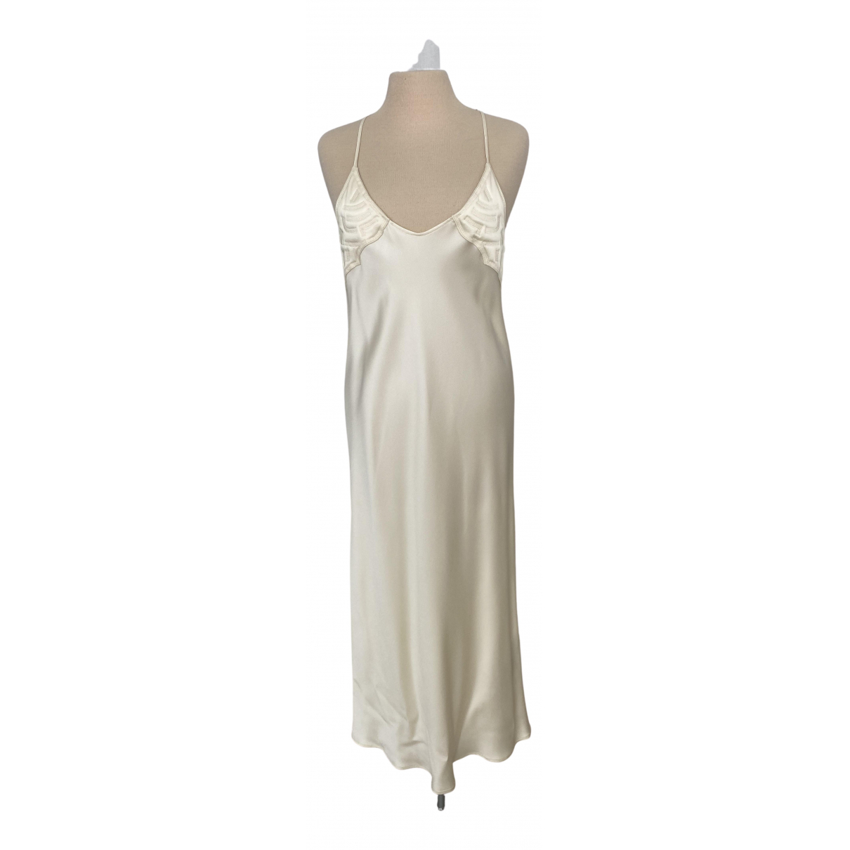 Dorothee Schumacher N Ecru dress for Women 2 0-5
